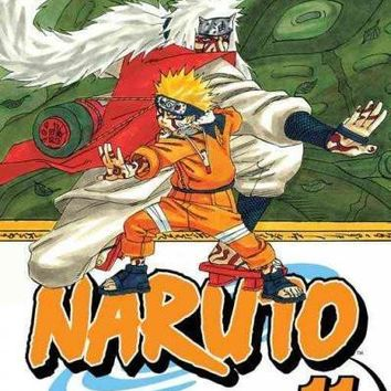 Naruto 11: Impassioned Efforts (Naruto)