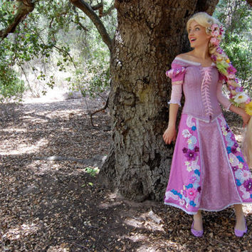 Princess Rapunzel Style Wig (Made to Order)