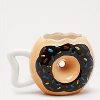 Chocolate Frosted Donut Mug