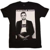 Johnny Cash American Rebel Mugshot