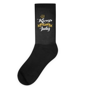kings are born in july Socks