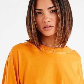 UO Teagan Long-Sleeve Tee | Urban Outfitters