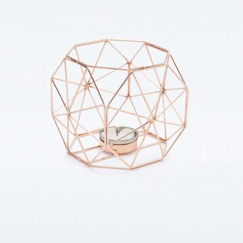 Wire Dome Candle Holder - Urban Outfitters