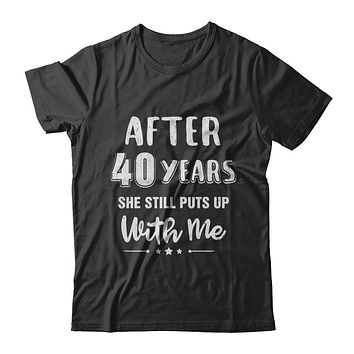 40Th Wedding Anniversary Funny Husband Gift