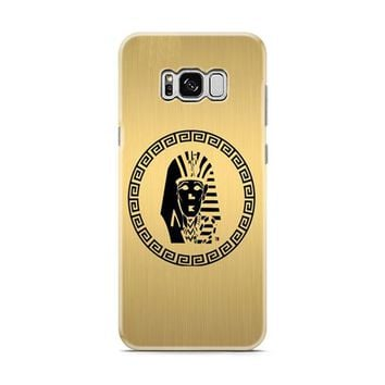 LAST KING GOLD LOGO Samsung Galaxy S8 | Galaxy S8 Plus Case