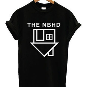 The Neighbourhood,Tshirt,Unisex adult clothing,T shirt,Men's and women's,T-shirt