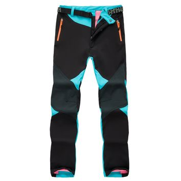 Outdoors Winter Waterproof Soft Casual Pants [6581742151]
