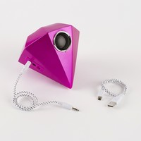Giant Gem Speaker | Brit + Co. Shop - Creative products from makers you'll love.