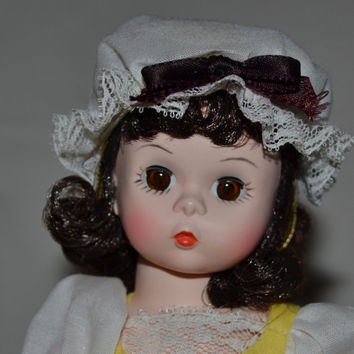Vintage Madame Alexander ~ France ~ Doll in Orig. Box!!! #590 from Private Collection * French Doll