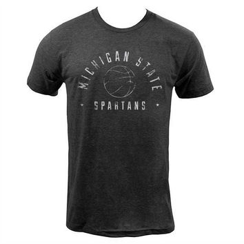 MSU Metaphys Tee - Tri-Black