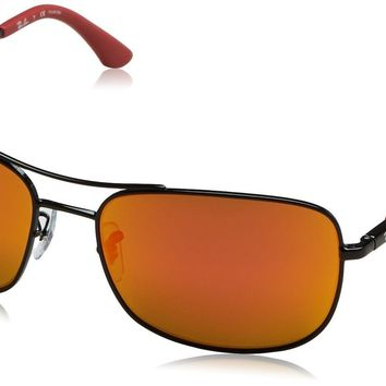 Ray-Ban RB3515 - 002/6S Polarized Sunglasses