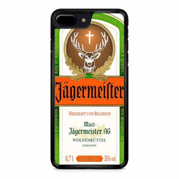Jagermeister iPhone 8 Plus Case