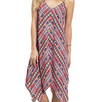 Global Bazaar Printed Breezy Dress
