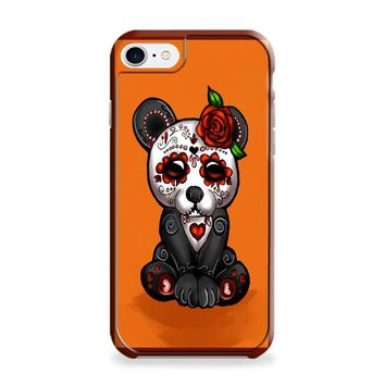 Sugar Skull Panda iPhone 7 | iPhone 7 Plus Case