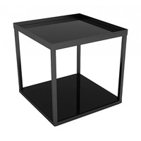 Dar Modular Side Table Black One Size For Women 27432610001