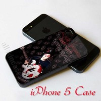 Zacky Vengeance Avenged Sevenfold Case Cover for iPhone 5