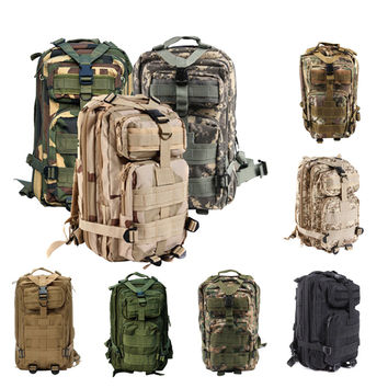 Hot New 3D Rucksack/Backpack/ 9 Variations Available
