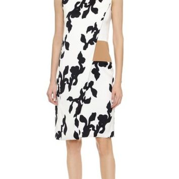Narciso Rodriguez Vine Overlay Dress