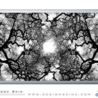 "Open Trees Macbook skin on top FREE SHIPPING 11"", 13"" or 15"""