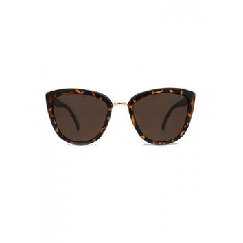 Quay My Girl Shades - Tortoise - Eyewear - Accessories