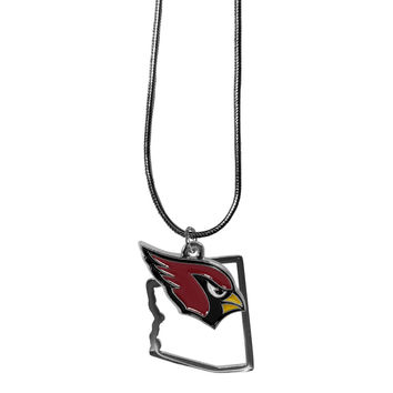 NFL Team State Charm Necklace