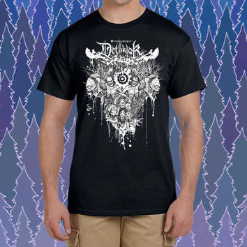 Dethklok Heavy metal Music design for tshirt