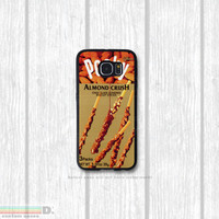 Pocky, Six variations, Custom Phone Case for Galaxy S4, S5, S6