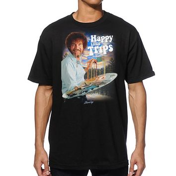 Men's Happy Little Trips Tee