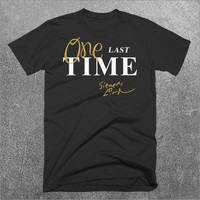 One Last Time Charity - #tookmyshot Tee - Lin-Manuel
