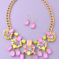 Spring Pop Necklace