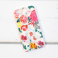 Florabunda iPhone 6/6s Case