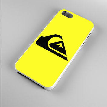Quiksilver Yellow Iphone 5s Case