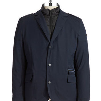 Strellson Flynson Jacket with Removable Liner