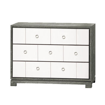 Brooklyn Oak 3 Drawer Dresser