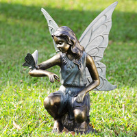 Stunning Fairy Garden Sculpture - SPI Grace Collection