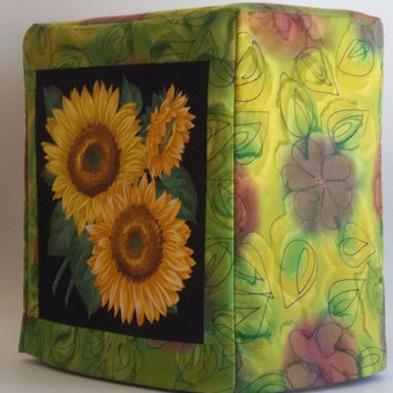 Kitchenaid Mixer Cover - Sunflower Mixer Cover