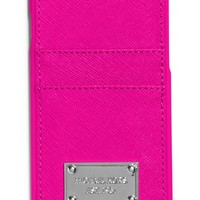 MICHAEL Michael Kors Saffiano Leather iPhone 6