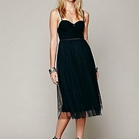 Free People  Under Blue Moon Dress at Free People Clothing Boutique