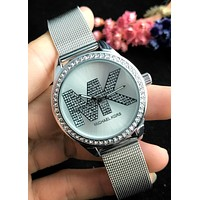MK Tide brand women's simple fashion diamond diamond watch #1