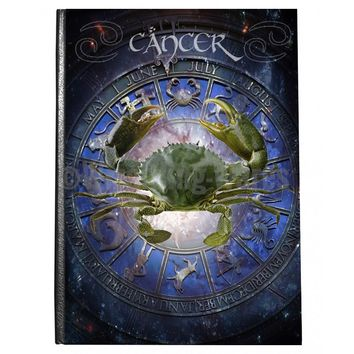 (Cancer) Zodiac Star Sign Book