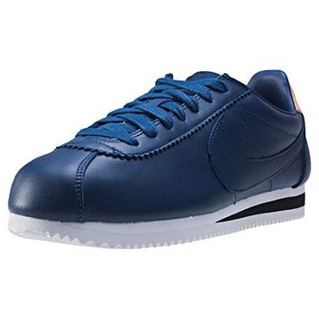 Nike Classic Cortez Leather SE Mens Running Trainers 861535 Sneakers Shoes