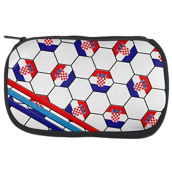 World Cup Croatia Soccer Ball Travel Bag