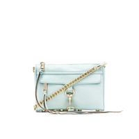 Rebecca Minkoff Mini MAC in Tranquil