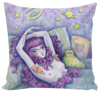 Custom Couch Pillow 2162