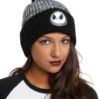 The Nightmare Before Christmas Jack Pom Beanie