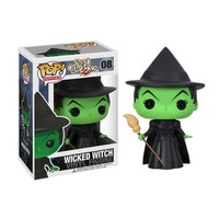 POP! Movies Wizard of Oz - Wicked Witch Vinyl Figure
