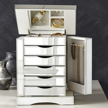 ULTIMATE JEWELRY BOX, MIRROR