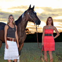 Beautiful lace western cowgirl clothing