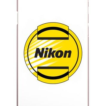 Nikon Camera Lens IPhone Case (Case available for 5c/5s/6/6s7/ 7+) - PFIPHN0039