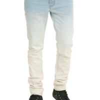 RUDE Acid Ombre Super Skinny Denim Jeans